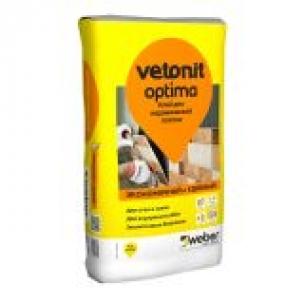 Плиточный клей Ветонит Оптима (25кг)