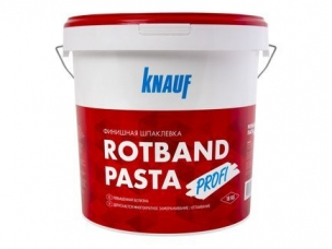 Ротбанд паста(5кг) - knauf rotband