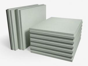 ПГП Кнауф(667х500х80мм) пазогребневая плита гидрофобизированная(влагостойкая)