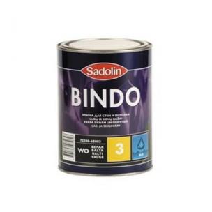 Краска латексная Биндопласт 3 (2,5кг)