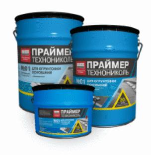Праймер битумный ТехноНИКОЛЬ №01(концентрат)(20л)(18кг)