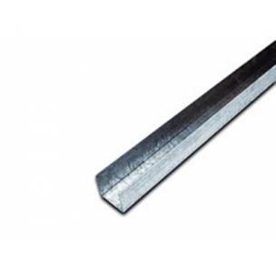 Профиль для гипсокартона направляющий  ПН 27 28(3м)(0,4мм)