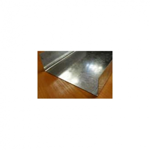 Профиль для гипсокартона направляющий  ПН 100 40 (3м)(0,4мм)