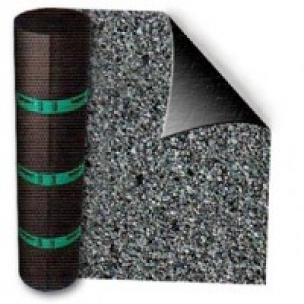 Бикрост ТКП гранулят серый(10м2)
