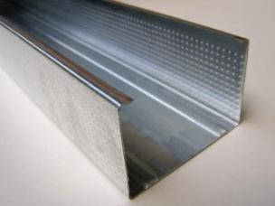 Профиль для гипсокартона стоечный ПС 75 50(3м)(0,5мм)