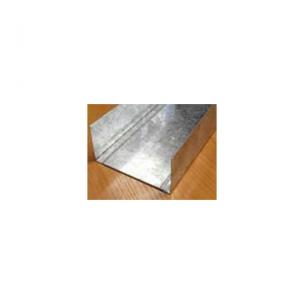 Профиль для гипсокартона направляющий  ПН 75 40(3м)(0,4мм)