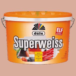 Краска интерьерная Dufa Superweiss (2,5л)
