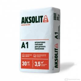 Гипсовая штукатурка АКСОЛИТ А1(30кг)