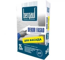 Штукатурка Бергауф Декор Фасад короед (25кг)