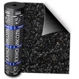 Техноэласт ЭКП сланец: серый(10м2)