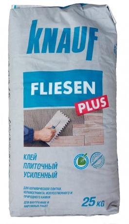Плиточный клей Кнауф Флизен плюс (25кг)