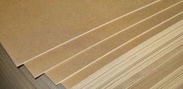 ДВП (древесно-волокнистая плита) 2,44*1,22*3,2 мм