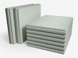 ПГП Кнауф(667х500х100мм) пазогребневая плита гидрофобизированная(влагостойкая)