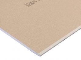 Гипсокартон ГКЛ 9,5мм(1,2*2,5м)КНАУФ