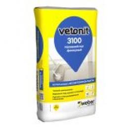 Финишный наливной пол Ветонит 3100 (20кг)