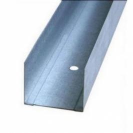 Профиль для гипсокартона направляющий ПН 50 40 (3м)(0,5мм)