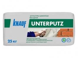 Штукатурка фасадная Кнауф-Унтерпунц(25кг)