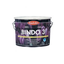 Краска латексная Биндопласт 3 (4.5л)