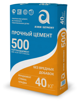 Цемент М500 (40кг)