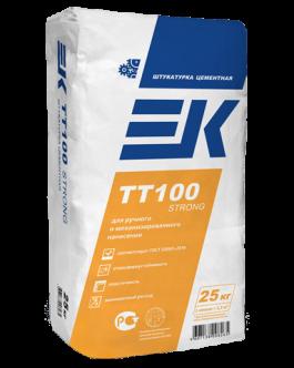 Штукатурная смесь ЕК ТТ 100 Стронг (25кг)