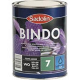 Краска латексная Биндопласт 7 (2,5л)