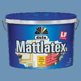 Краска акриловая Dufa Mattlatex (10л)