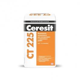 Шпаклевка финишная цементная Ceresit CT225 (25кг)