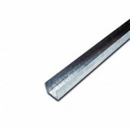 Профиль для гипсокартона направляющий ПН 27 28(3м)(0,6мм)