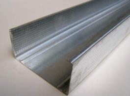 Профиль для гипсокартона  стоечный ПС 100 50(3м)(0,6мм)
