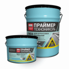 Праймер битумный эмульсионный ТехноНИКОЛЬ №04(20л)(20кг)
