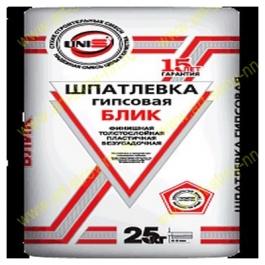 Шпатлевка Юнис-Блик (18 кг.)