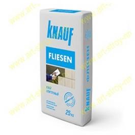 Клей  Флизен (25кг)плиточный клей Кнауф