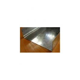 Профиль направляющий  ПН 100 40 (3м)(0,4мм)