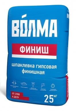Шпаклевка гипсовая ВОЛМА-ФИНИШ (25кг)