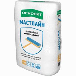 Наливной пол Основит МАСТЛАЙН FK 48 R (Т 48) универсальный(20кг)